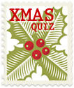 Christmas Quiz Stamp