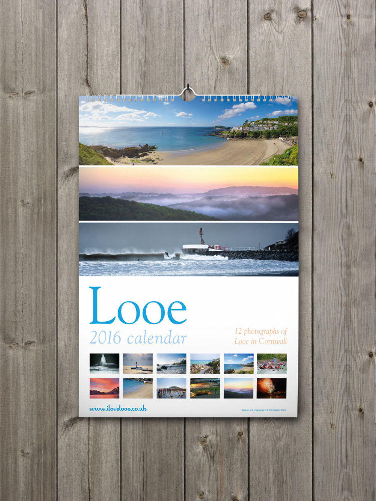 Looe Calendar 2016 Cover