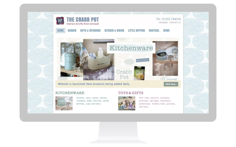 Gift Shop Website Design