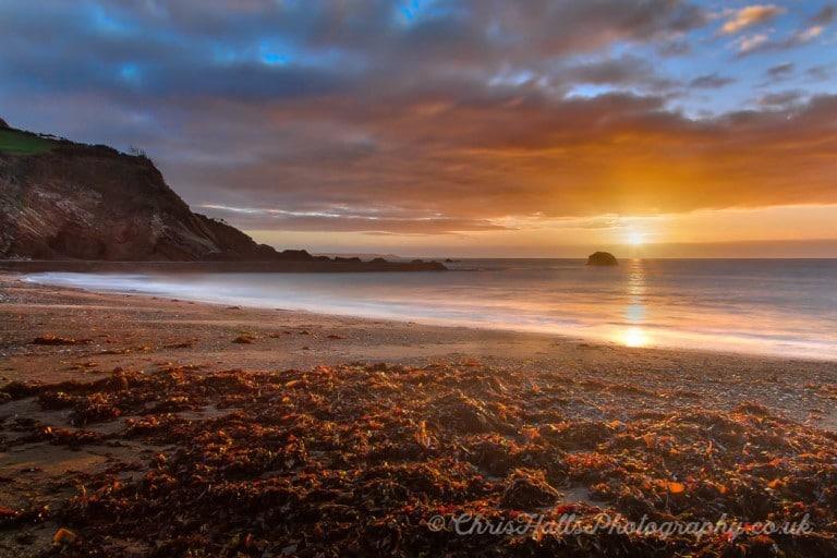 Sunrise Cornish Tourism