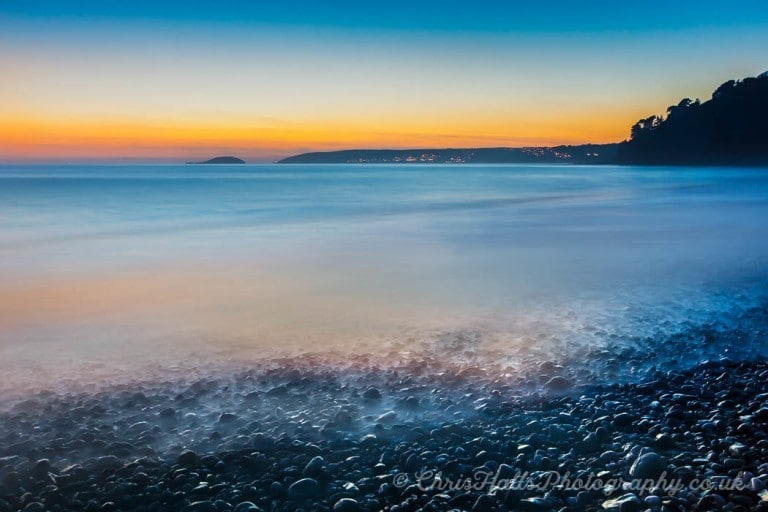 Sunset Cornish Tourism