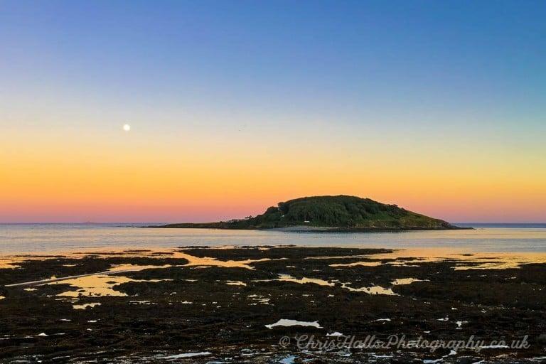 Sunset Cornish Tourism 2