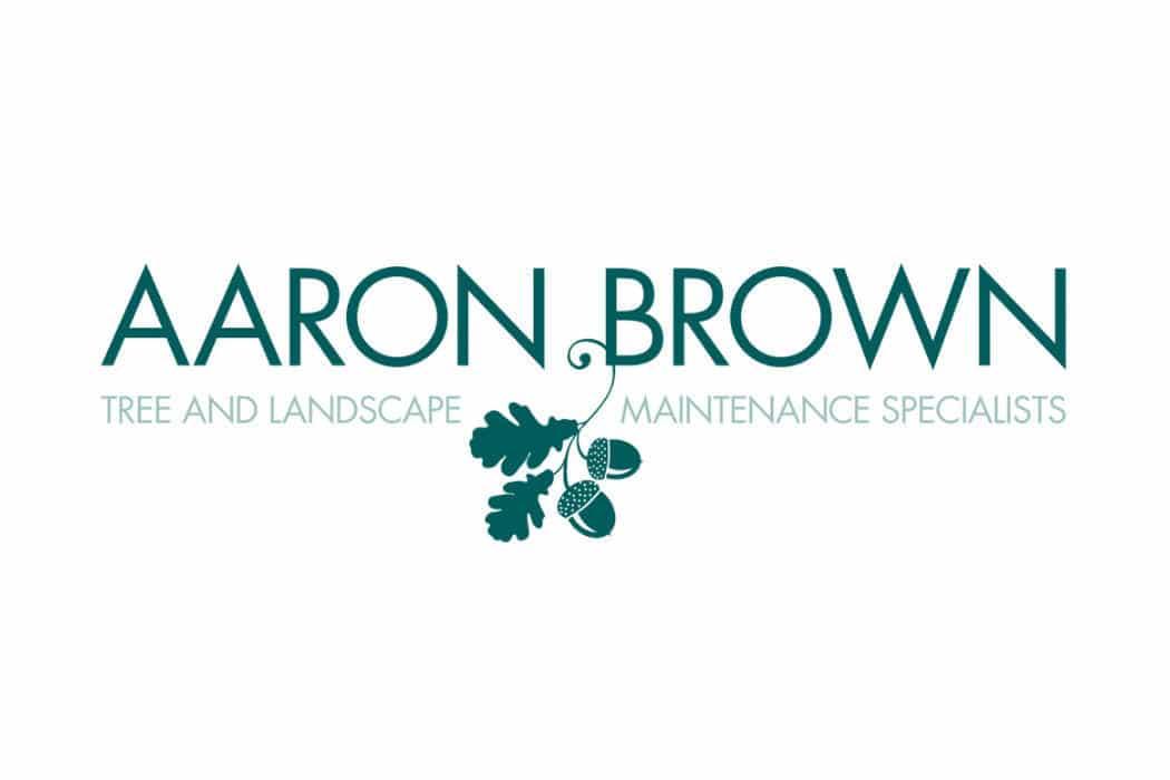 Logo Branding Aaron Brown