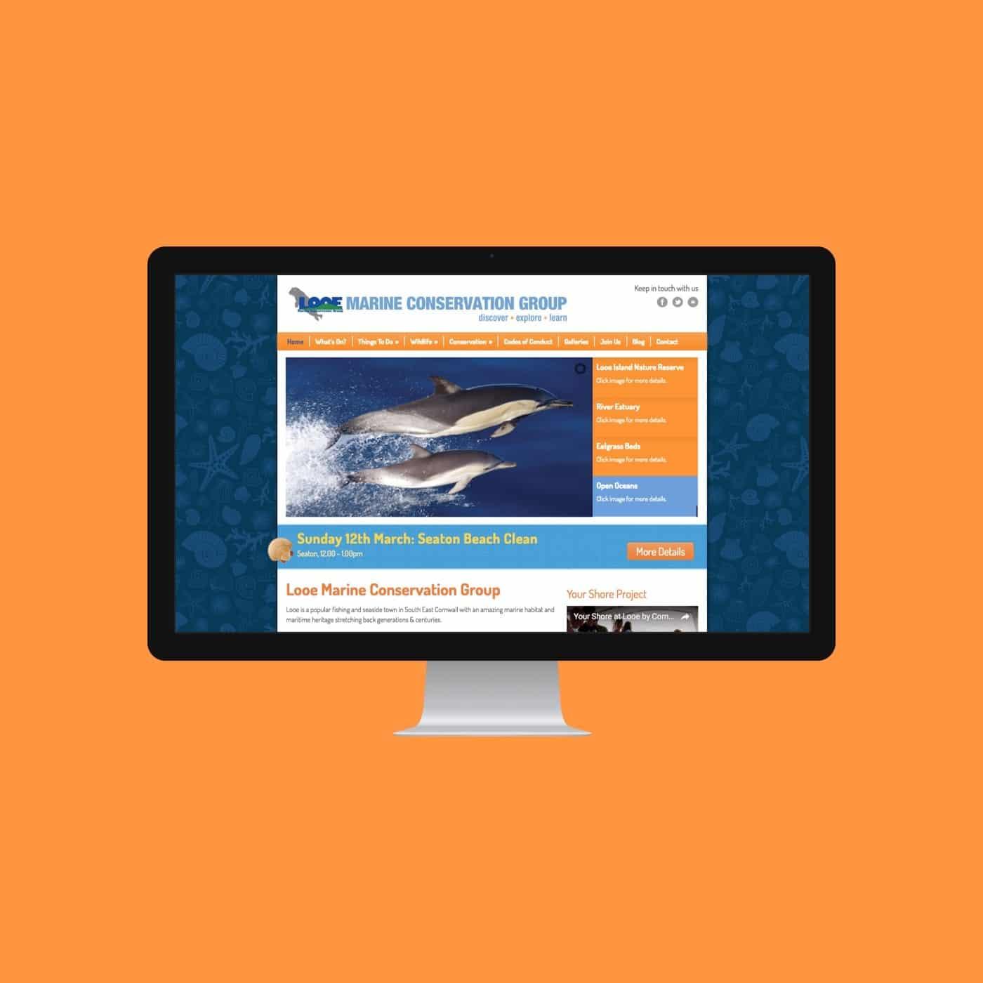 Conservation Website Looe-Marine