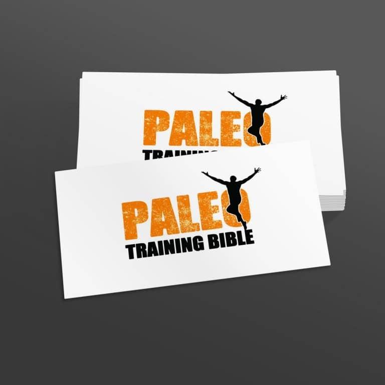 Paleo Logo Design