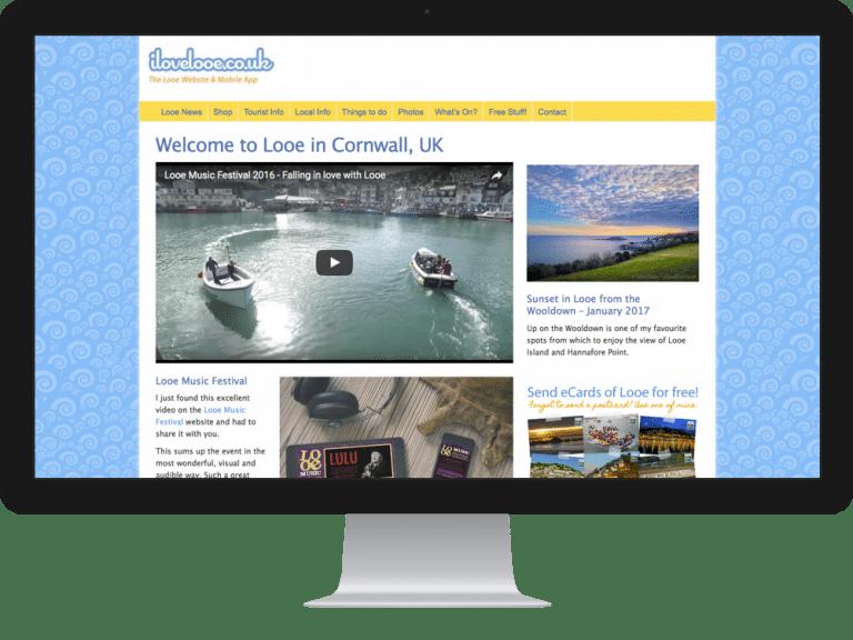 Website Design ecommerce websites ilovelooe
