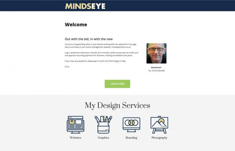 Minds Eye Clients